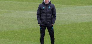 Post de El futuro de Zidane y los comentarios sobre Messi en el entrenamiento del Madrid