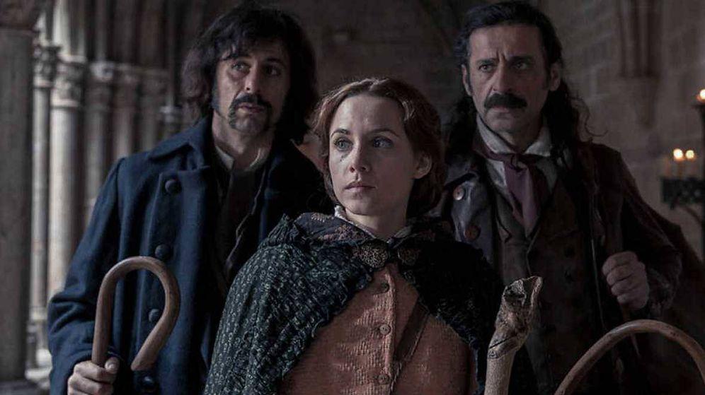 Foto: Imagen de la tercera temporada de 'El Ministerio del Tiempo'. (RTVE)
