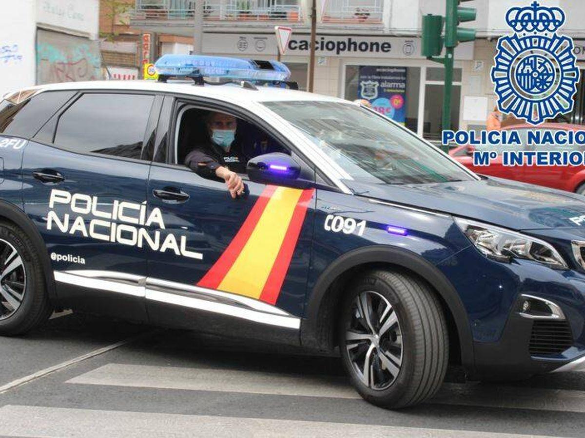 Foto: Coche de Policía Nacional. (Policía Nacional)