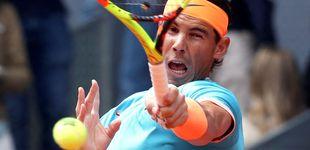 Post de El KO de Rafa Nadal y los aplausos de Ronaldo y Sergio Ramos