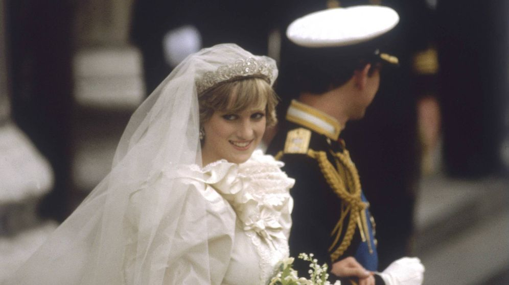 Foto: Wedding of Prince Charles and Lady Diana Spencer.