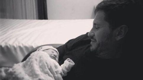 Instagram - David de María y Lola Escobedo, padres de un niño llamado Leonardo