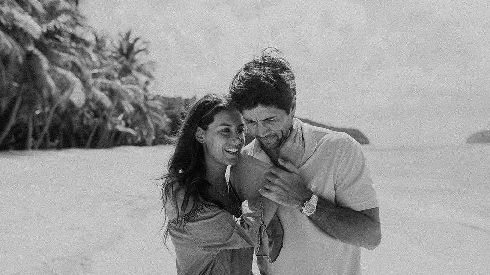 Foto:  Ana y Fernando, en una imagen de su Instagram.
