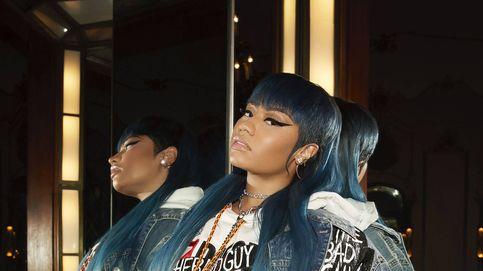 Nicki Minaj y otras celebs se aprovechan de los haters junto a Diesel