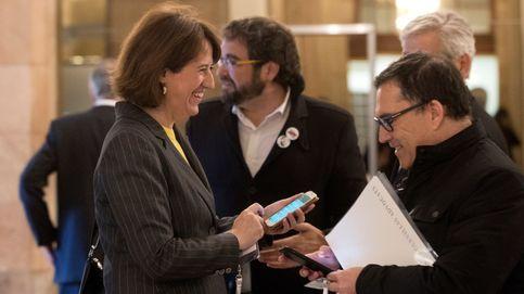 PDeCAT y ERC montan en cólera contra la ANC y su consulta en apoyo de Puigdemont