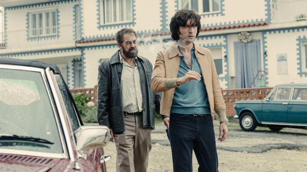 Foto: Imagen de 'Fariña', la serie de Antena 3 con casi medio millón de espectadores en diferido. (Atresmedia)