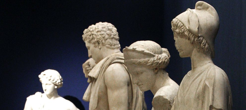 Foto: La Academia hace las paces con Mengs tres siglos después