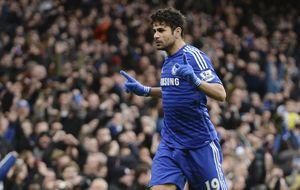 Costa lidera al Chelsea, Silva guía al City y Alexis salva al Arsenal