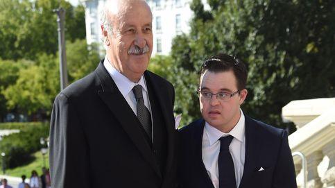 Las lágrimas de Vicente del Bosque en la boda de su hijo