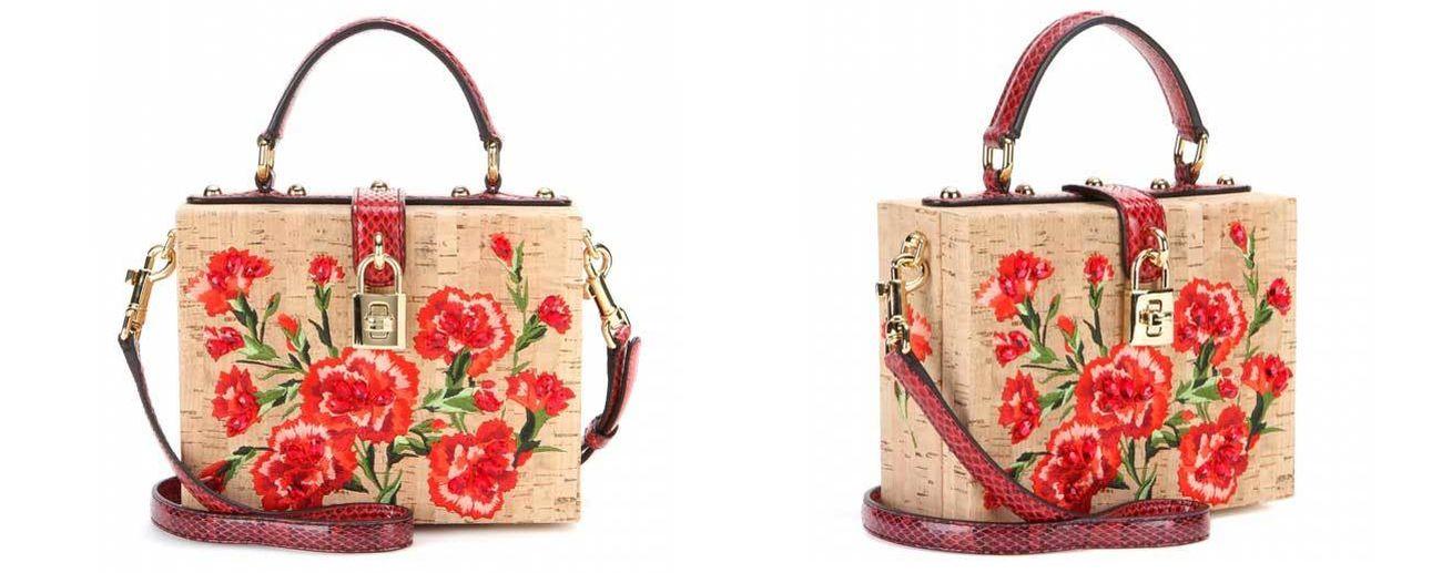 Foto: Dolce & Gabbana demuestra que el corcho no solo sirve para tapar botellas