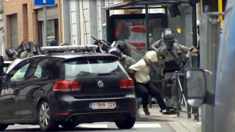 La policía belga detiene a Salah Abdeslam, presunto responsable del atentado de París