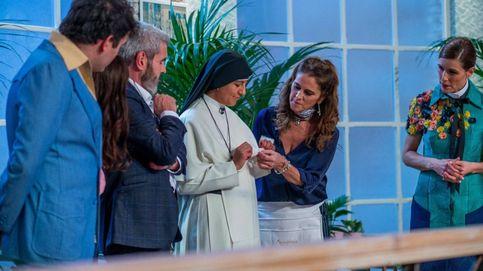Los pecados de 'Maestros de la costura' con los hábitos de monja