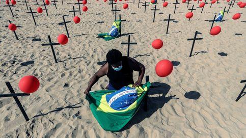 La pandemia y las imágenes que deja a lo largo del mundo: el día en fotos