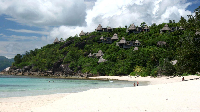 Una playa a las afueras de Victoria, capital de Seychelles (Reuters)