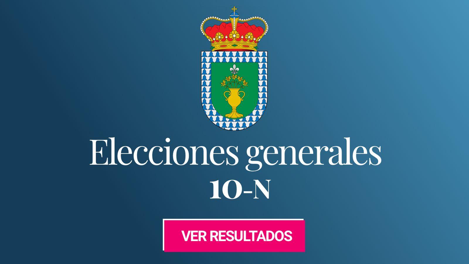 Foto: Elecciones generales 2019 en Siero. (C.C./EC)