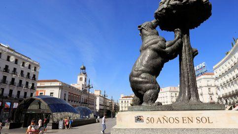 ¿Quién quiere derribar la estatua del Oso y el Madroño?