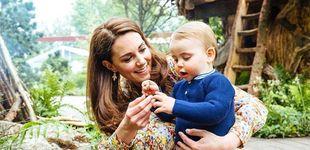 Post de Ni Meghan, ni Kate, ni la reina... El príncipe Louis es la verdadera estrella