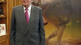 Tres versiones para explicar la foto del Rey Don Juan Carlos en Beverly Hills