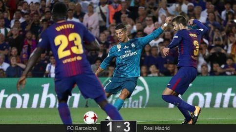 Cristiano Ronaldo, héroe y villano del primer Clásico de la Supercopa