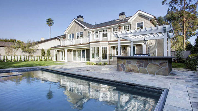 El nuevo y lujoso hogar de los Feige. (Berkshire Hathaway Homservices)