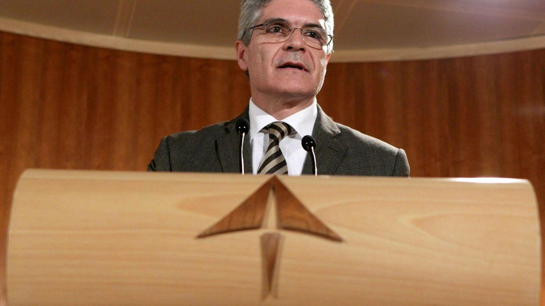 El presidente de Renfe, Isaías Táboas. (EFE)