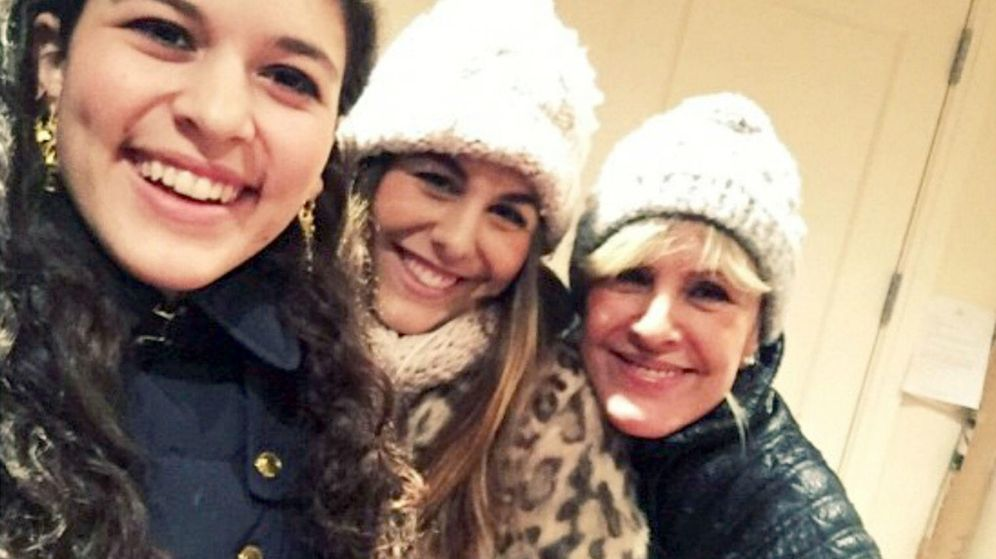 Foto: Victoria, Marlena y Ewa: tres mujeres y una herencia. (Instagram/victorialaboz)