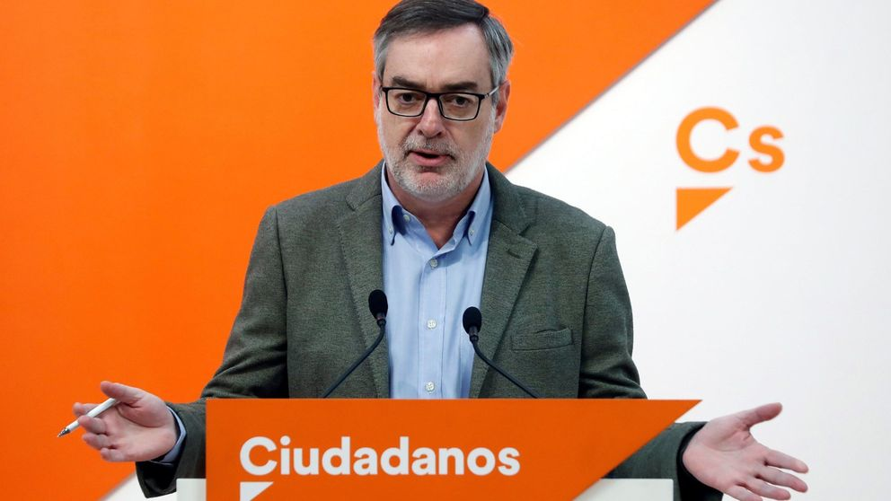 Villegas: El pacto de Cs con el PP no se va a cambiar por las declaraciones de Vox