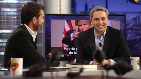 Vicente Vallés, el periodista con más gancho en la historia de 'El hormiguero'