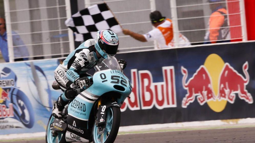 Foto: Kent se llevó la victoria en Argentina (MotoGP).