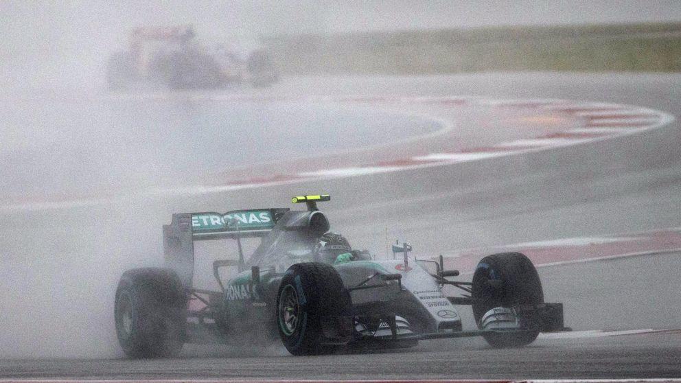 Los neumáticos de F1 protegen desde hace años a pilotos y… ¡pescadores!