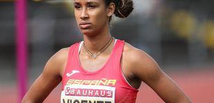 Post de El imparable ascenso de María Vicente, la atleta que tiene 51 récords con 18 años