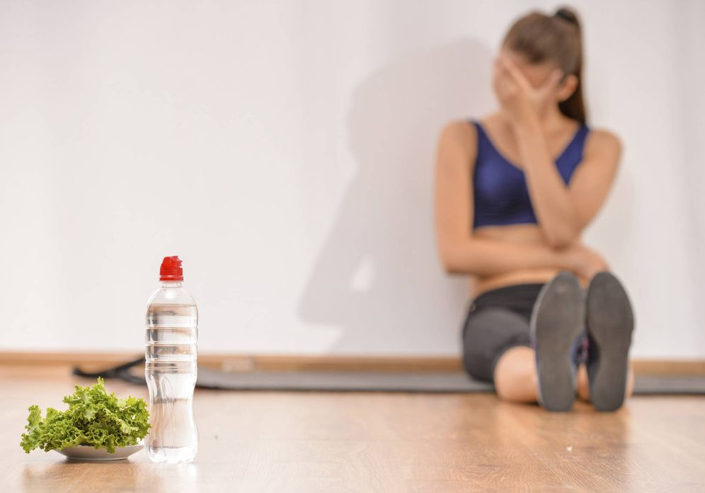 Foto: No te desesperes y sigue estos consejos. Conseguirás perder peso de una vez por todas. (iStock)
