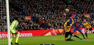 Post de Sin Messi y Suárez el Barça es más vulgar