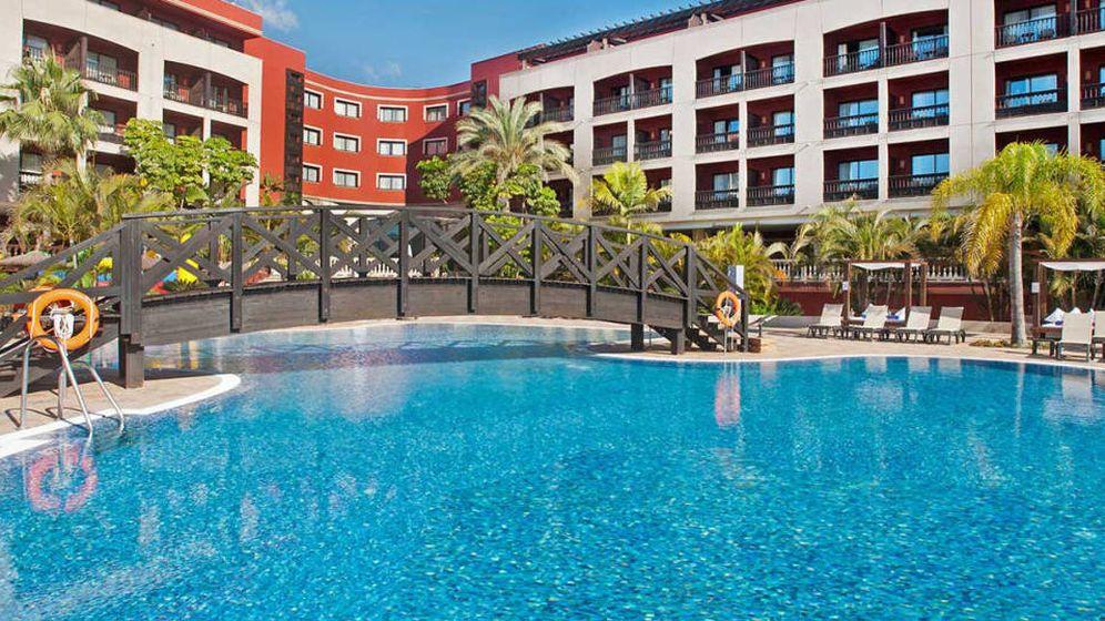 Foto: Hotel del Grupo Barceló en Marbella.