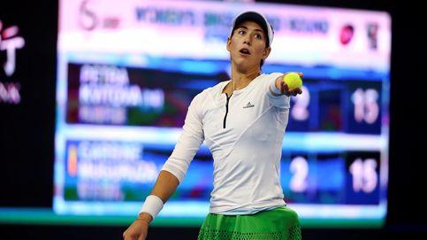 Sigue en directo las WTA Finals: Pliskova-Muguruza