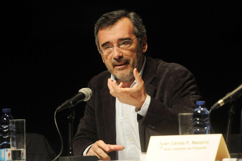 Foto: Manuel Cruz, filósofo y autor de 'Ser sin tiempo'.