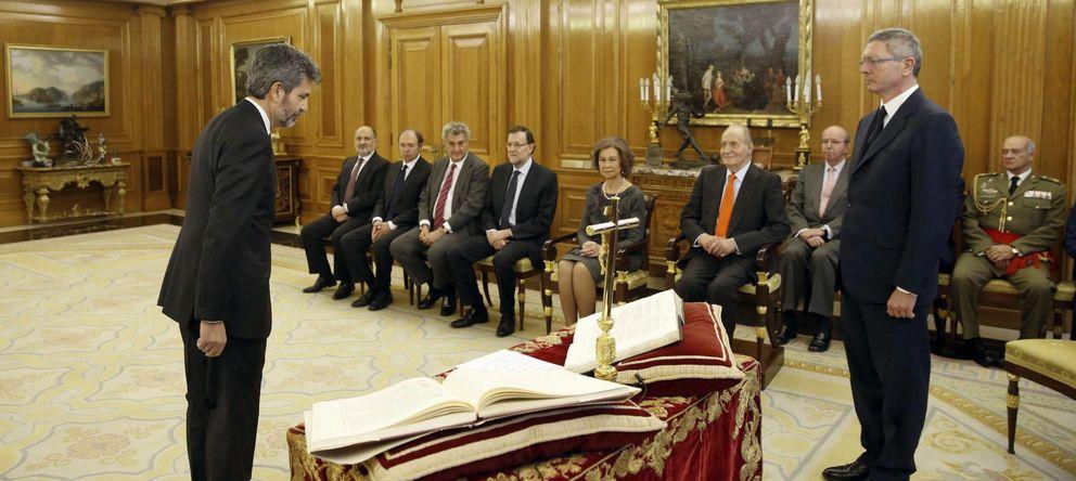 Jueces y fiscales presentan un aluvión de informes contra la reforma judicial de Gallardón