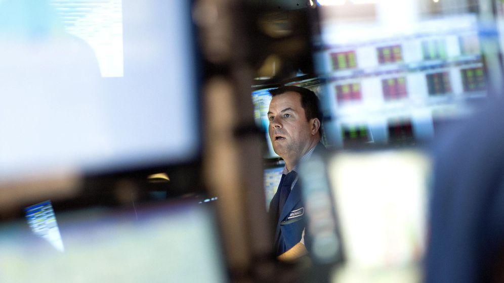 Foto: Terminales de Bloomberg. (Efe)