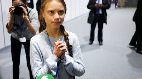 Greta se calla para que hablen los demás