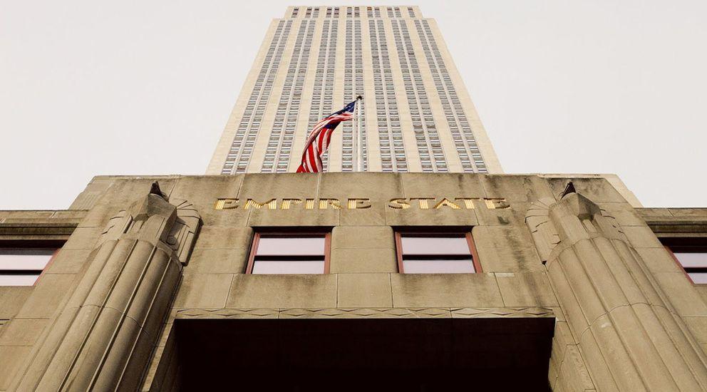 Foto: Una moneda caída desde un rascacielos no podría matarte; un bolígrafo, sí