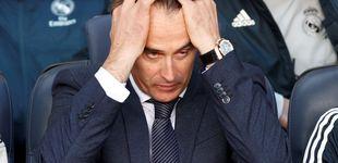Post de El despido de Lopetegui se cocinó en el descanso (falta que lo remate Florentino)