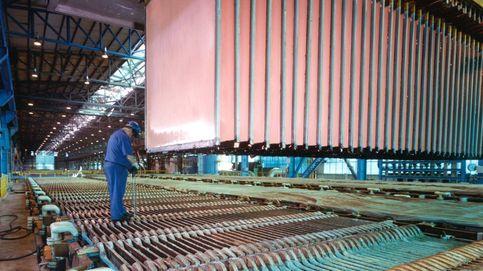 Atlantic Copper, en Huelva, logra ser la fundición de cobre más eficiente del mundo