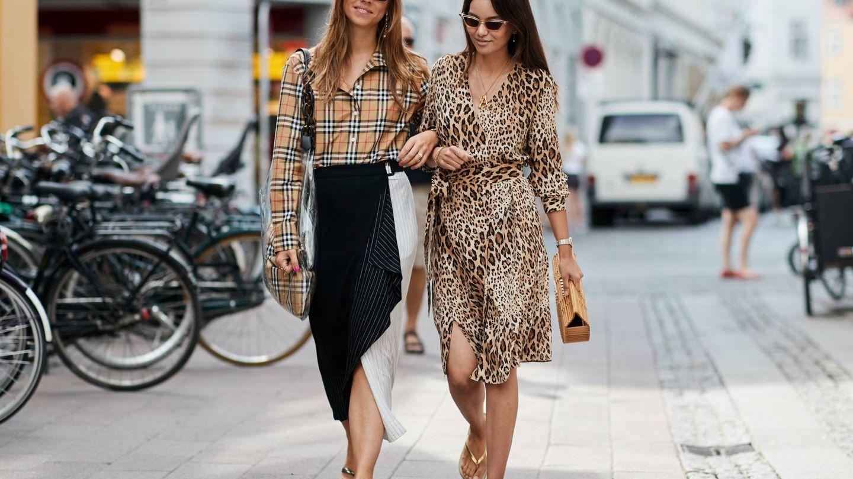 Street style de la Semana de la Moda de Copenhague. (Imaxtree)