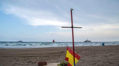 Finaliza el rescate del cuerpo del piloto del Ejército del Aire siniestrado en Murcia