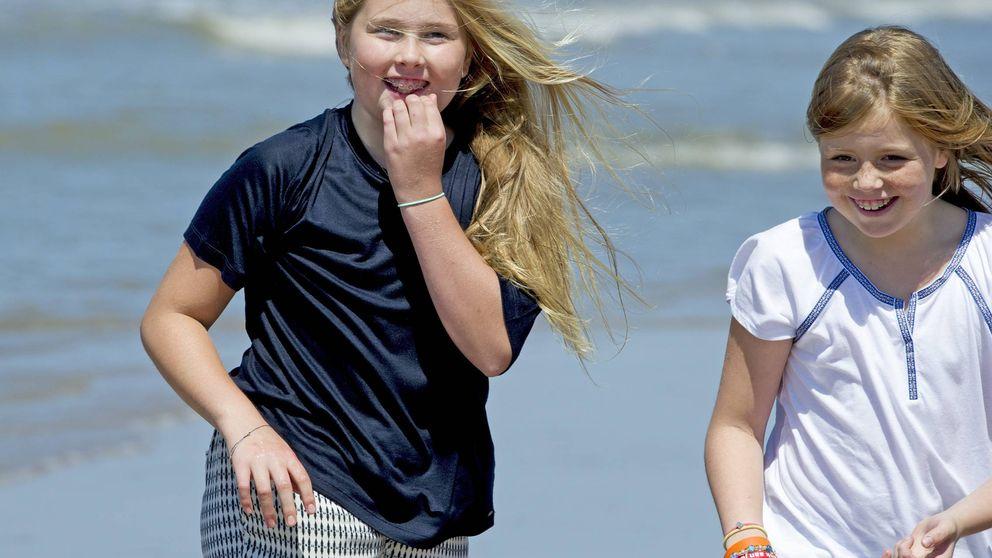 Amalia, hija de Máxima de Holanda, vive su primer noviazgo mediático