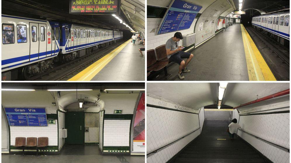 Foto: España perdió 405.000 pasajeros de transporte urbano en los años más negros para la economía.