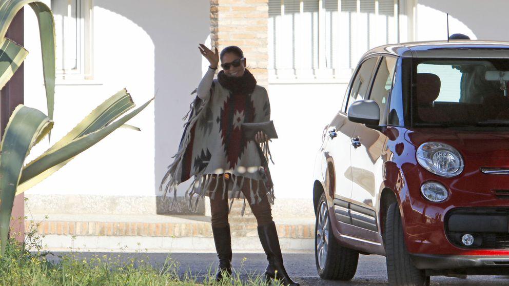 Así ha sido la última salida de Isabel Pantoja de la cárcel