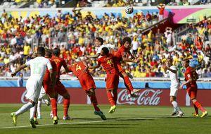 Bélgica evita la sorpresa ante Argelia con dos goles desde el banquillo