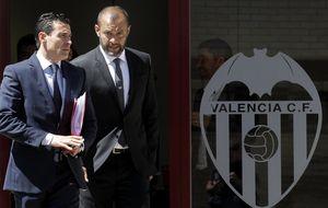 El Valencia de Salvo se pone en marcha con un proyecto 'invisible'