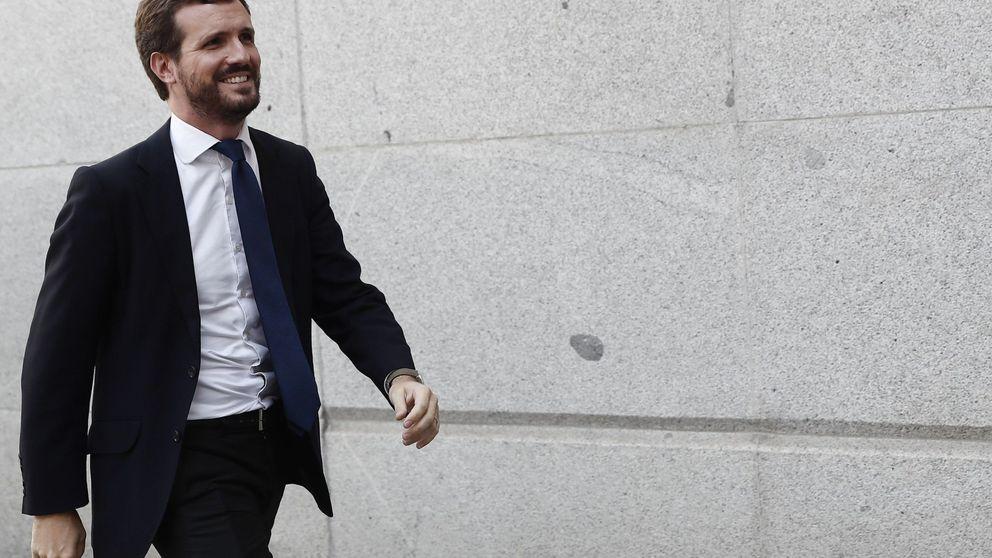 Casado insiste en España Suma: El voto de centro derecha da mayoría absoluta